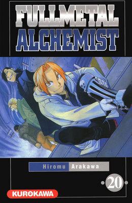 Couverture du livre : Fullmetal Alchemist, tome 20