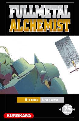 Couverture du livre : Fullmetal Alchemist, tome 25