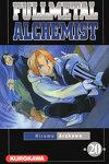 couverture Fullmetal Alchemist, tome 20