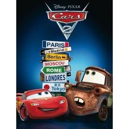 Couverture du livre : Cars 2