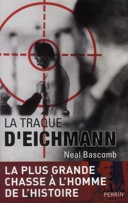 Couverture du livre : La traque d'Eichmann