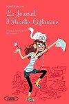 couverture Le Journal d'Aurélie Laflamme, tome 2 : Sur le point de craquer !