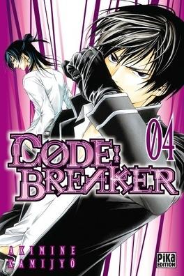Couverture du livre : Code : Breaker, Tome 4