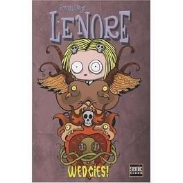 Couverture du livre : Lenore, Tome 2 : Wedgies