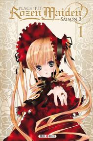 Couverture du livre : Rozen Maiden - Saison 2, tome 1