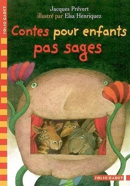 Couverture du livre : Contes pour enfants pas sages