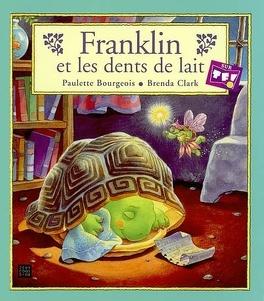Couverture du livre : Franklin et la dent de lait