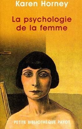 Couverture du livre : La psychologie de la femme