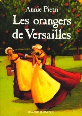 Couverture du livre : Les Orangers de Versailles