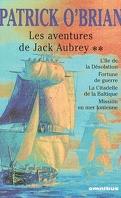 Les aventures de Jack Aubrey, Tome 2