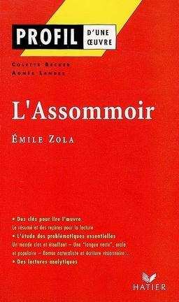Couverture du livre : Profil – Émile Zola : L'Assommoir