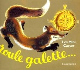 Couverture du livre : Roule galette...