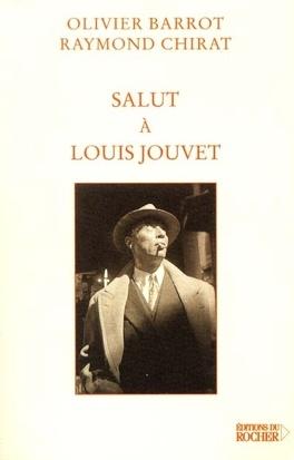 Couverture du livre : Salut à Louis Jouvet