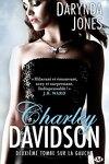 couverture Charley Davidson, Tome 2 : Deuxième tombe sur la gauche