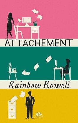 Couverture du livre : Attachement