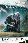couverture Les Royaumes oubliés - La Légende de Drizzt, tome 11 : Lame furtive