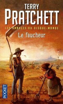 Couverture de Les Annales du Disque-Monde, tome 11 : Le Faucheur