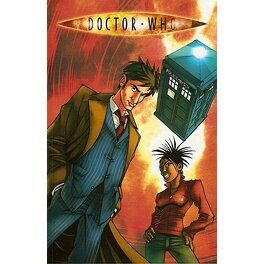Couverture du livre : Doctor Who (Comics), tome 1 : Agent Provocateur