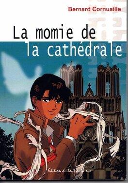 Couverture du livre : La Momie de la Cathédrale