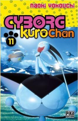 Couverture du livre : Cyborg kurochan, tome 11