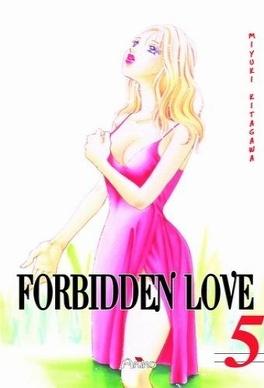 Couverture du livre : Forbidden love tome 5