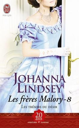 Couverture du livre : Les Frères Malory, Tome 8 : Les Trésors du désir
