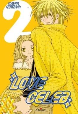 Couverture du livre : Love celeb tome 2
