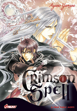 Couverture de Crimson spell, Tome 1