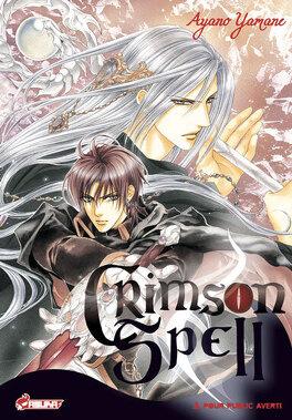 Couverture du livre : Crimson spell, Tome 1