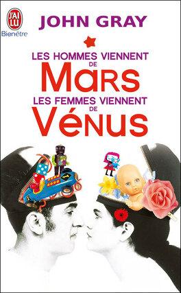 Couverture du livre : Les hommes viennent de Mars, les femmes viennent de Vénus