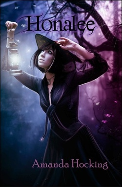 Couverture de Witches of Honalee, Tome 1 : Honalee