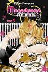 couverture Monochrome Animals, Tome 4