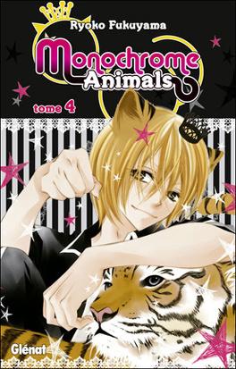 Couverture du livre : Monochrome Animals, Tome 4