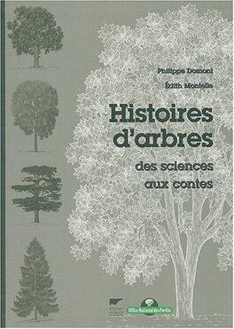 Couverture du livre : Histoires d'arbres : Des sciences aux contes
