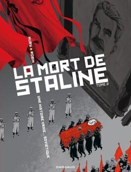 Couverture du livre : La Mort de Staline, tome 2