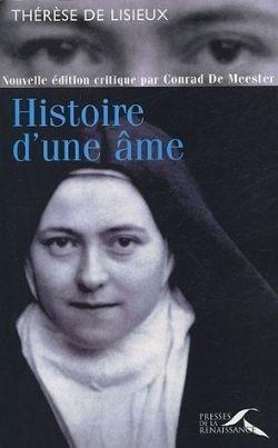 Couverture du livre : Histoire d'une âme : Manuscrits autobiographiques
