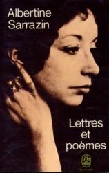 Couverture du livre : Lettres et poèmes