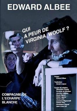 Couverture du livre : Qui a peur de Virginia Woolf ?