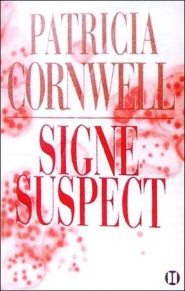 Couverture du livre : Signe suspect