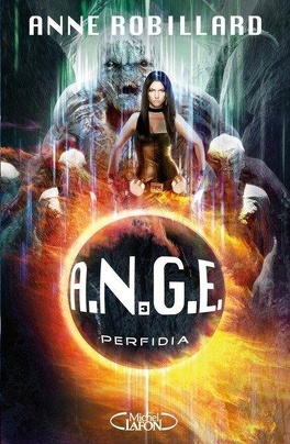 Couverture du livre : A.N.G.E., Tome 3 : Perfidia