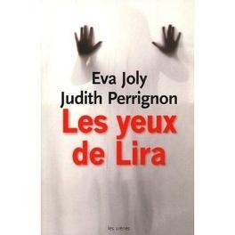 Couverture du livre : Les yeux de Lira