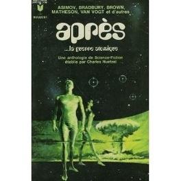 Couverture du livre : Après... la guerre atomique