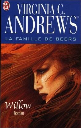 Couverture du livre : La famille de Beers, Tome 1 : Willow