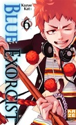 Blue Exorcist, Tome 6