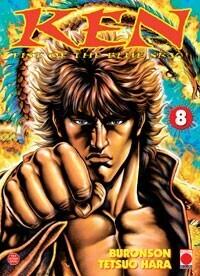 Couverture du livre : Ken, Fist of the blue sky, Tome 8