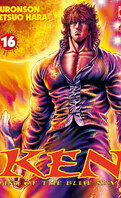 Ken, Fist of the blue sky, Tome 16