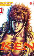 Ken, Fist of the blue sky, Tome 21