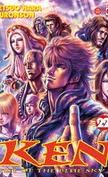 Ken, Fist of the blue sky, Tome 22