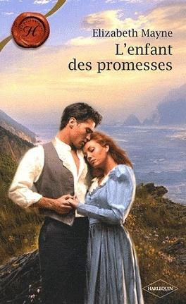 Couverture du livre : L'Enfant des promesses