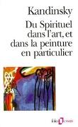 Du spirituel dans l'art et dans la peinture en particulier